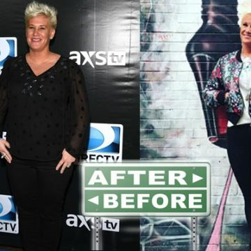 Chef Anne Burrell's Weight Loss Transformation Tips and Diet Plan is Amazing