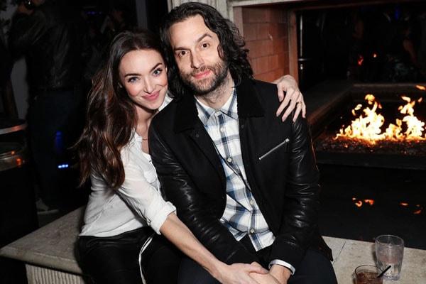 Chris D'Elia and ex -wife Emily Montague