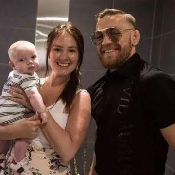 Meet Conor Jack McGregor Jr. – UFC's Conor McGregor's Son with Partner Dee Devlin