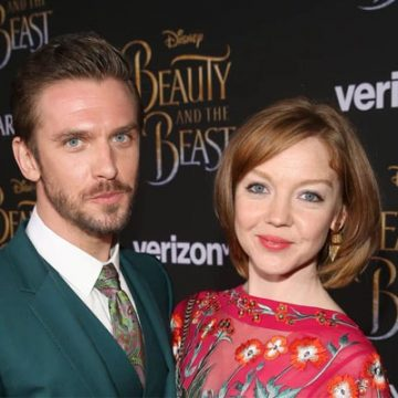 """""""The Guest"""" Actor Dan Stevens' Three Kids With Wife Susie Hariet are Adorable"""