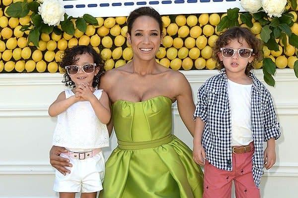 Twins of Dania Ramirez