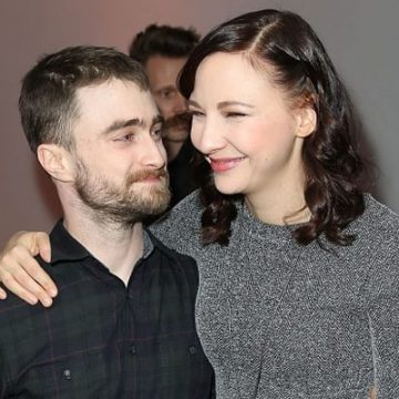 Meet Erin Darke – Daniel Radcliffe's Girlfriend. 4 Years Age Difference Isn't a Problem