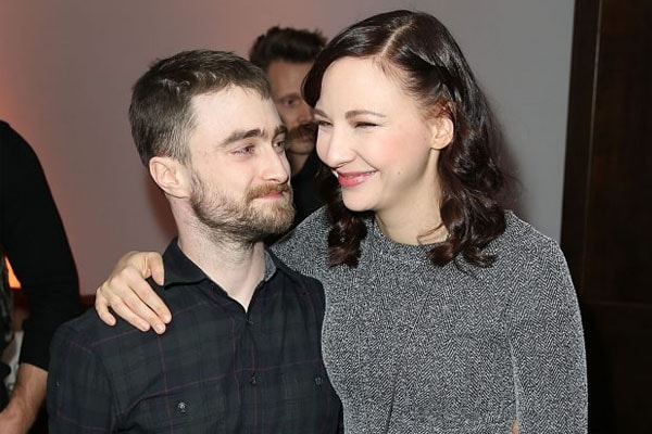 Daniel Radcliffe's girlfriend Erin Darke