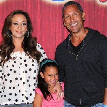 Meet Sofia Bella Pagan – Photos of Angelo Pagan's Daughter With Wife Leah Remini