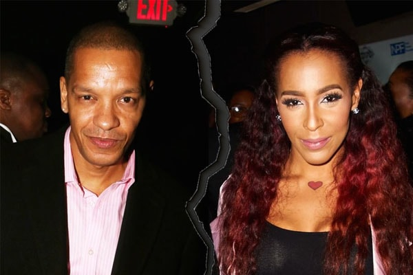 Divorce between Amina Buddafly and Peter Gunz