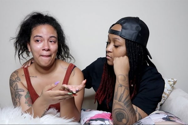 Domo Wilson and Crissy Danielle's breakup
