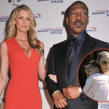 Meet Izzy Oona Murphy – Photos of Comedian Eddie Murphy's Daughter With Paige Butcher