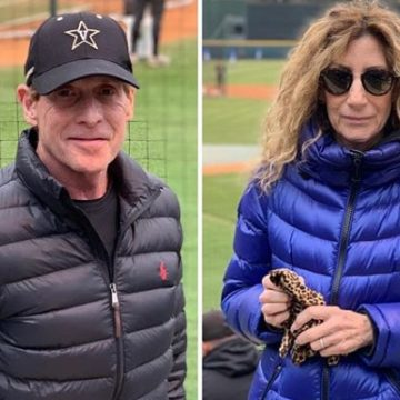 Meet Ernestine Sclafani – Pictures of ESPN's Skip Bayless' Wife Since Long