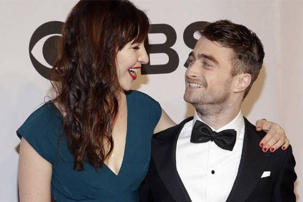 Daniel Radcliffe's girlfriend