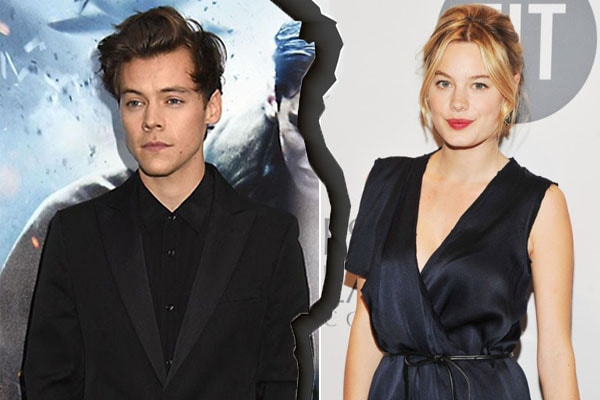Harry Styles and Camille Rowe Break Up