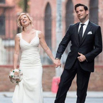 """Actress Patti Murin – Married to """"Chicago Med"""" Actor Husband Colin Donnell Since 2015"""