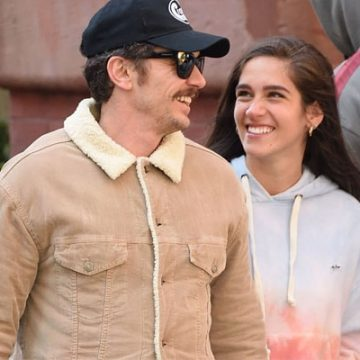 Meet Isabel Pakzad – James Franco's Girlfriend Who is 15 Years Younger