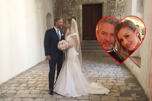 Joanna Krupa married Douglas Nunes in Poland