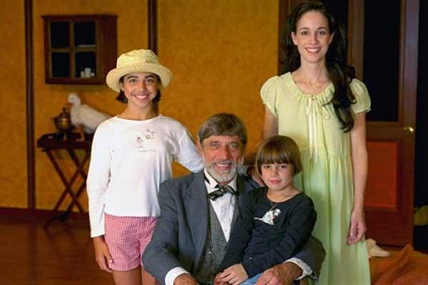 Joe Namath's daughters