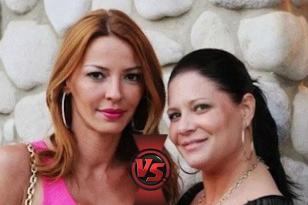 Karen and Drita Feud