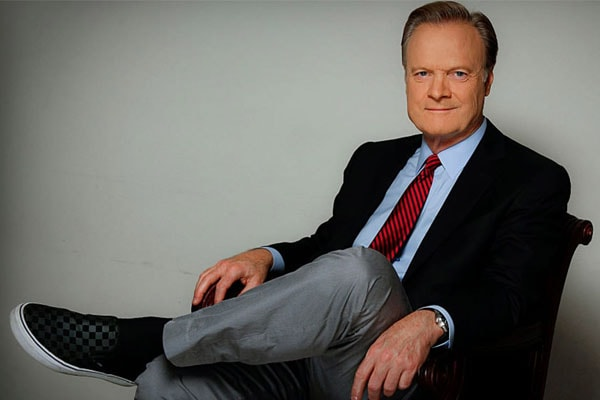 Lawrence O'Donnell's daughter Elizabeth Buckley Harrold O'Donnell