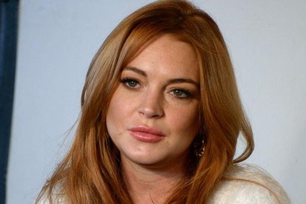 Lindsay Lohan drinking problem