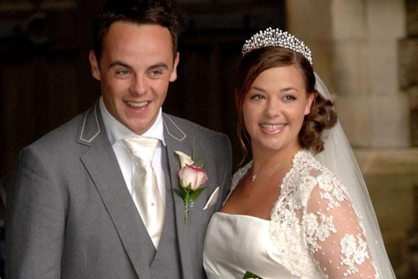 Lisa Armosrong and Ant McPartlin divorce