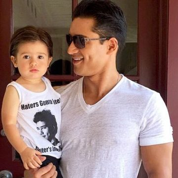 Meet Dominic Lopez – Photos of Mario Lopez's Son With Courtney Mazza