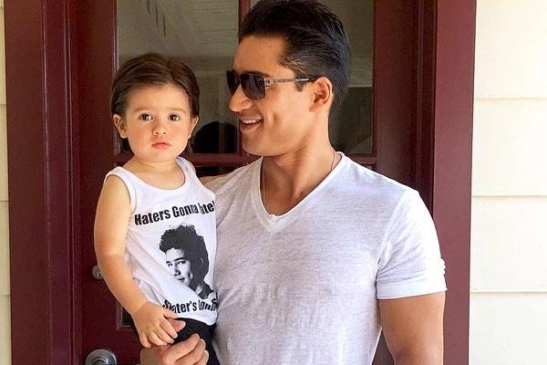 Meet Dominic Lopez Photos Of Mario Lopez S Son With Courtney