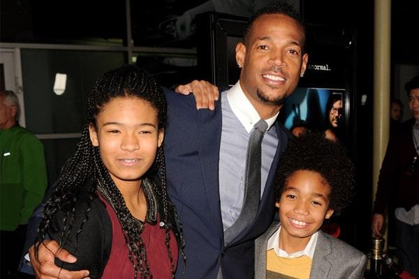 Marlon Wayans' kids