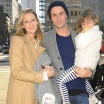 Matilda Eve Goode –  Photos of Matthew William Goode's Daughter With Wife Sophie Dymoke