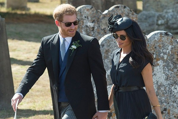 Meghan Markle is married to Prince Harry