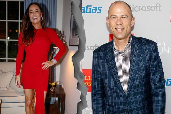 Ex-wife of Michael Avenatti divorced with him