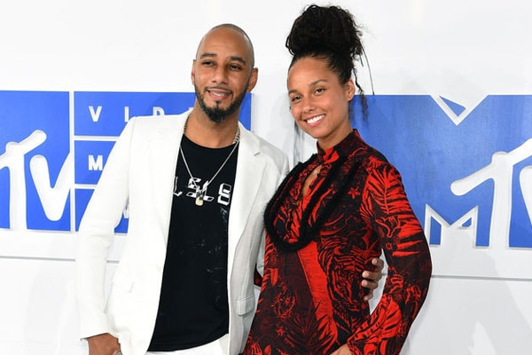 Egypt Daoud Dean's Parents Alicia Keys and Swizz Beatz Net ...