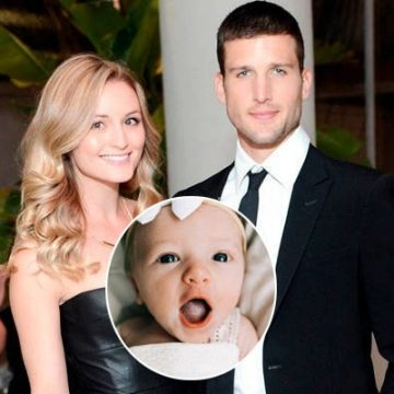 Meet Jaxon Orion Young –  Photos Parker Young and Stephanie Weber's First Daughter