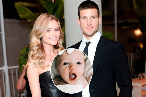 Parker Young's Daughter