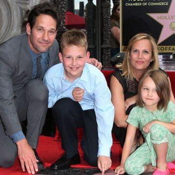 """Ant-Man"" Paul Rudd's Kids – Son Jack Sullivan Rudd and Daughter Darby Rudd"
