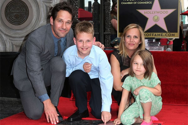 Paul Rudd's kids