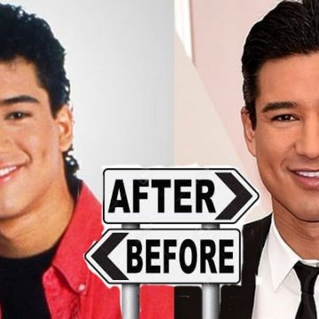 Is Courtney Mazza's Husband Mario Lopez Plastic Surgery Rumors True?