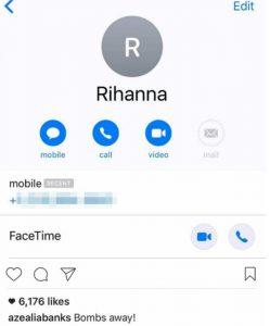 Azealia Banks feud with Rihanna