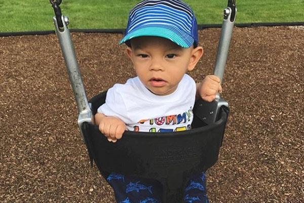 Sane JahmoreLopez, Son of Rayan Lopez and Jahmia Jackson