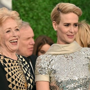 Sarah Paulson and Holland Taylor are Girlfriends. Dating But 32 Years Age Difference