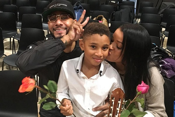 Mashonda, Swizz Beatz's ex-wife and Baby Mma