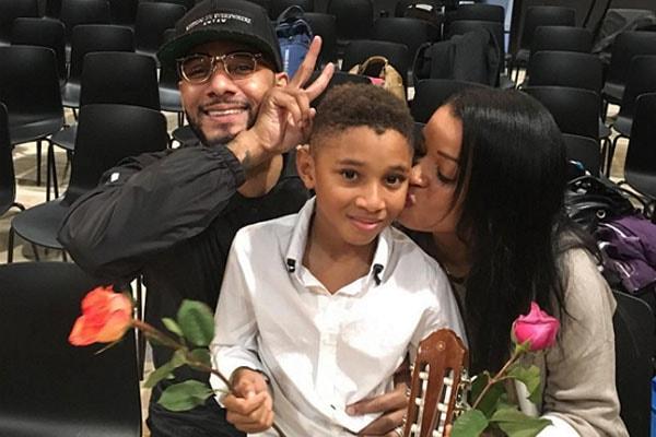 Mashonda, Swizz Beatz's ex-wife and Baby Mma