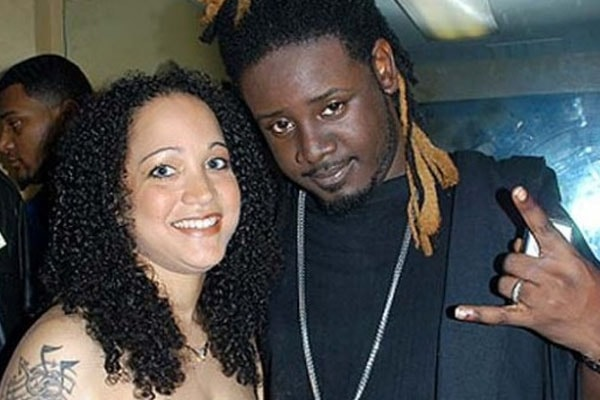 T-Pain wife Amber Najm is married with him since 11th September, 2003