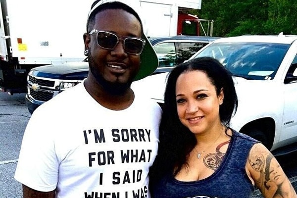 T-Pain's Wife Amber Najm