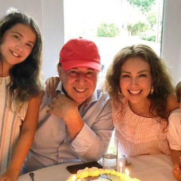 Thalia and Tommy Mottola's Children – Matthew Alejandro and Sabrina Sakae Mottola Sodi