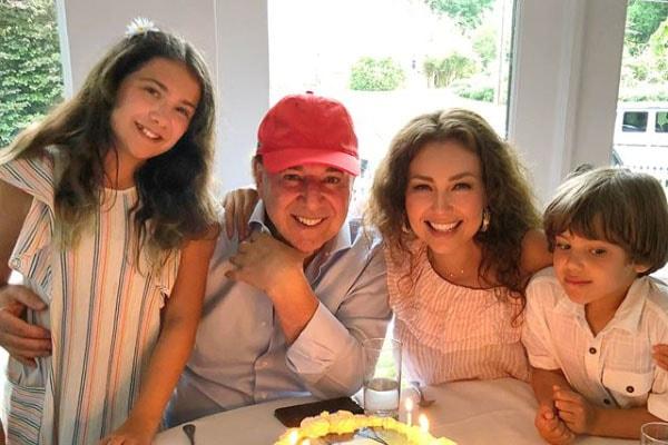 Thalia and Tommy Mottola's children