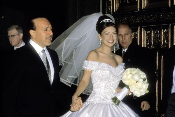 Thalia and Tommy Mottola marriage and children