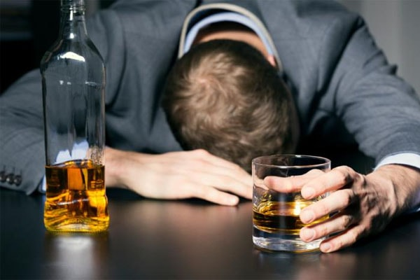 Actors with drinking problem