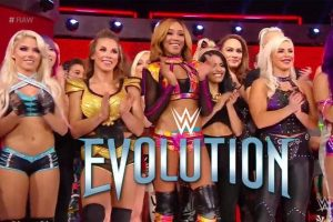 WWE's Women's Revolution Continues