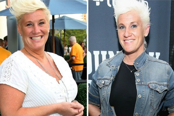 Anne Burrell's weight loss tips