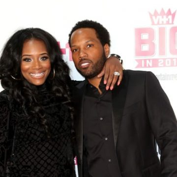 """""""LAHH"""" Star Yandy's Husband Mendeecees Harris to Serve Eight Years in Jail For Drug Trafficking"""