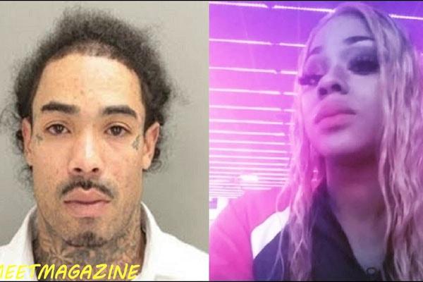Gunplay and ex-girlfriend Aneka Johnston