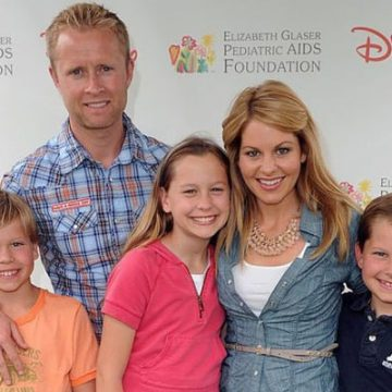 Candace Cameron Bure and Husband Valeri Bure Married with 3 Kids Since 1996